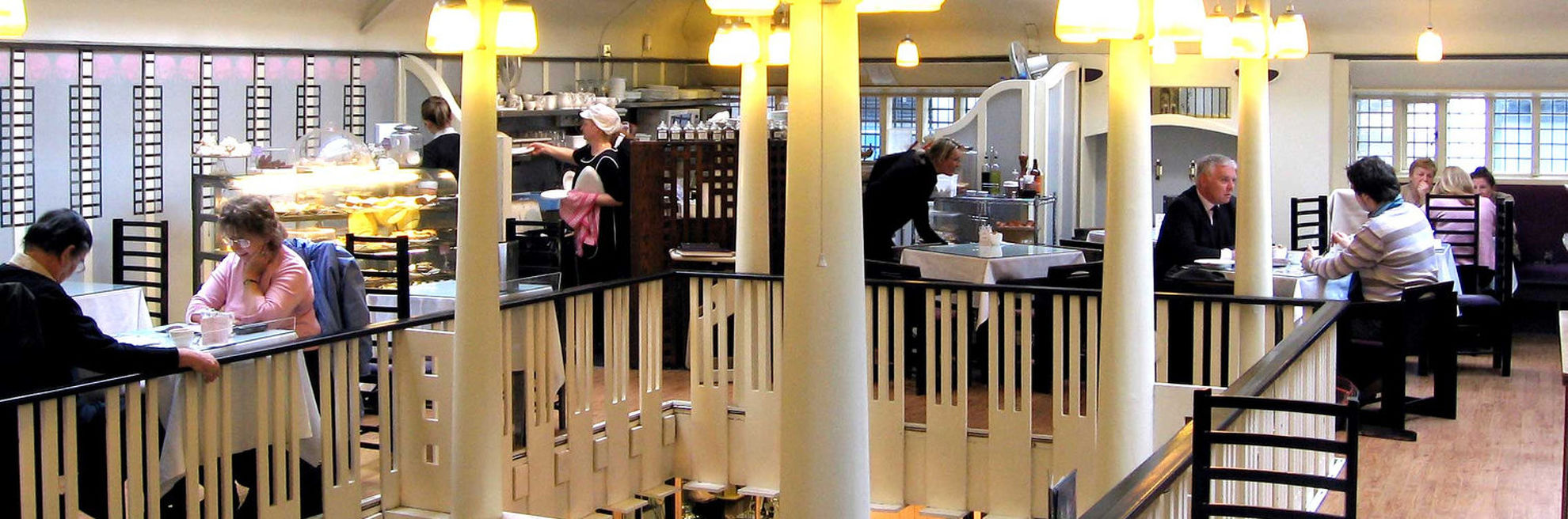 Explore Mackintosh At The Willow