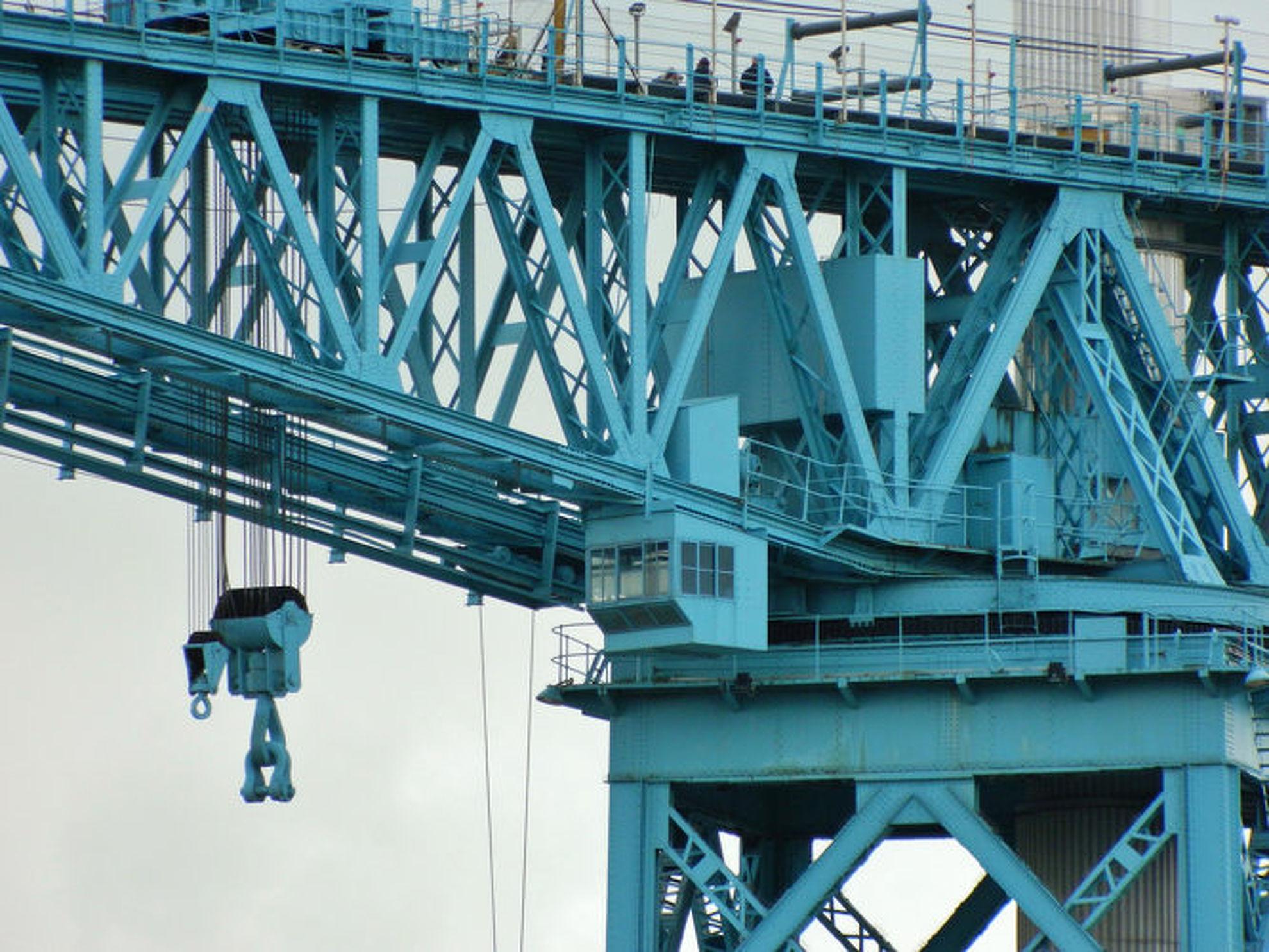 Explore Titan Clydebank Crane