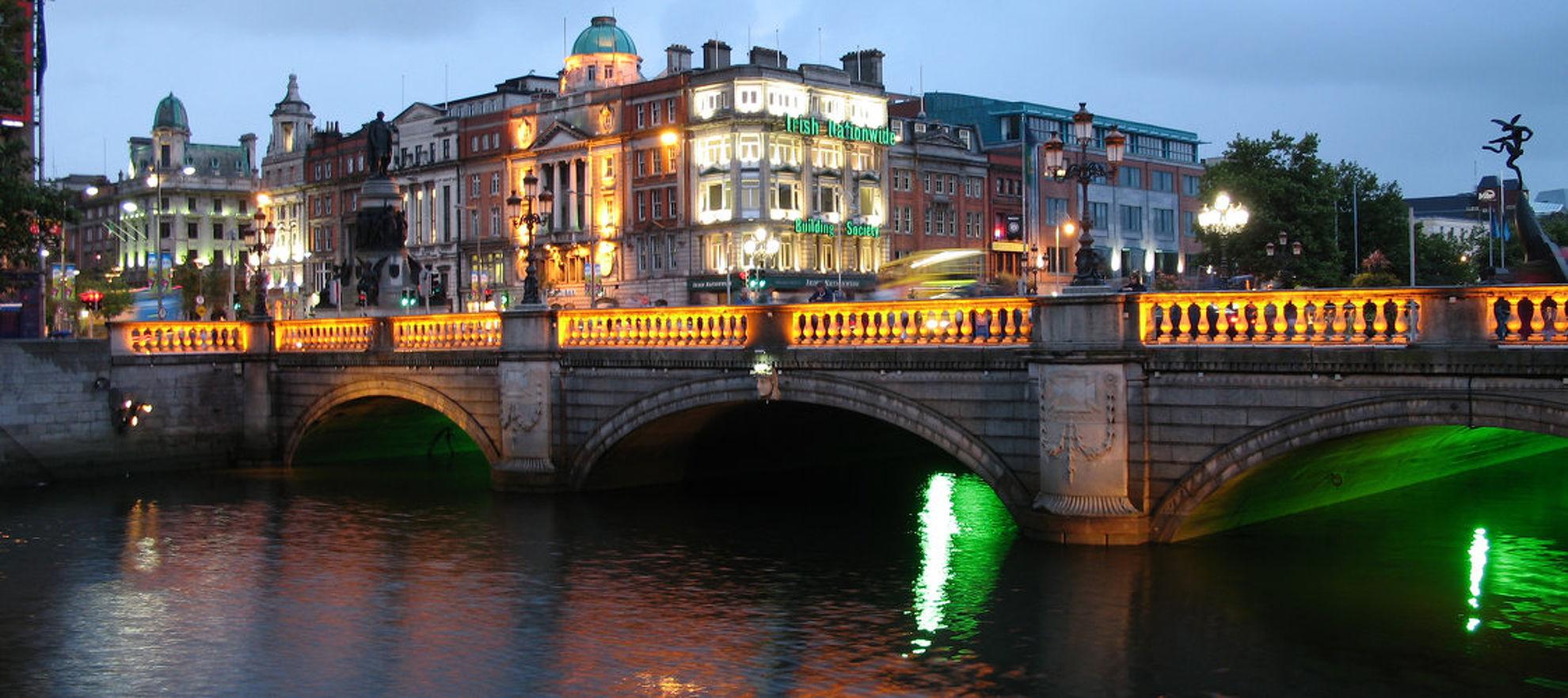 Explore Dublin's Ghostbus Tour