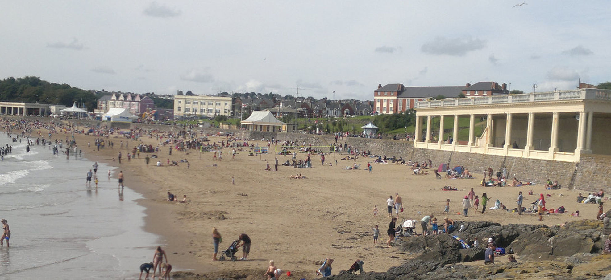 Explore Barry Island