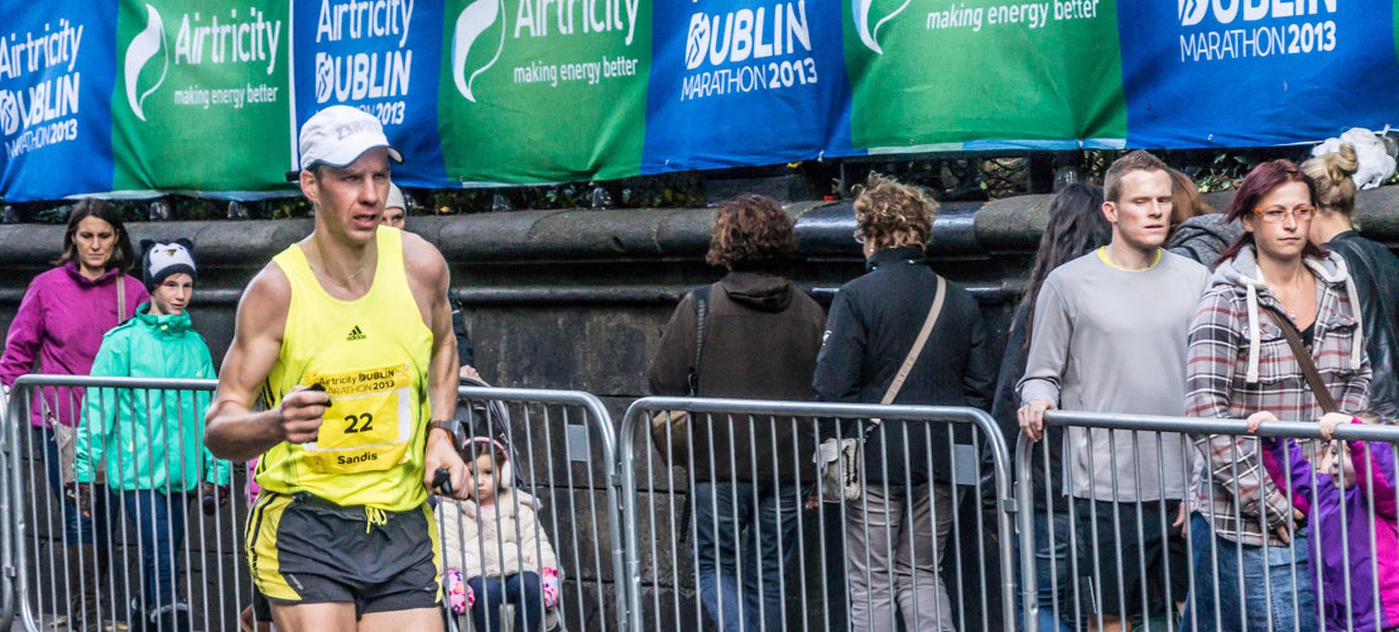 Explore Dublin Marathon