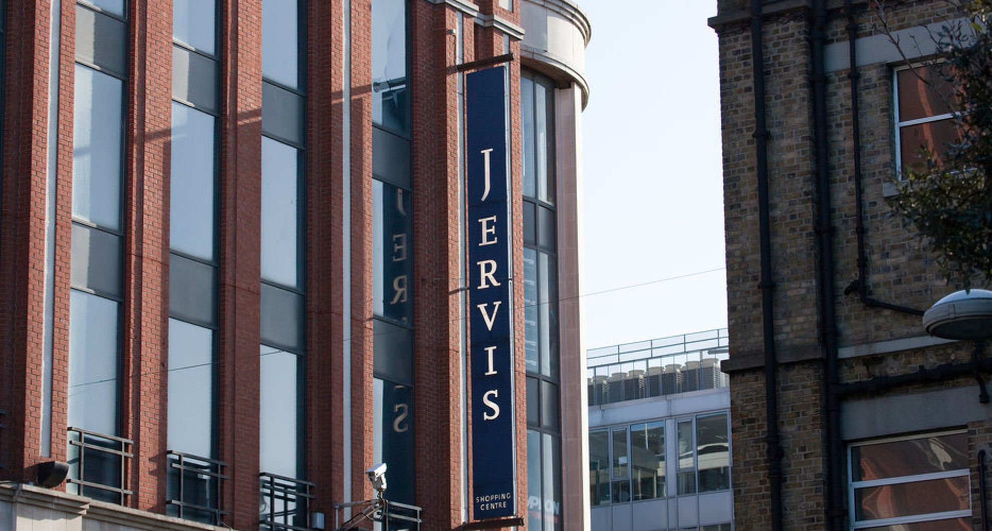 Explore Jervis Shopping Centre