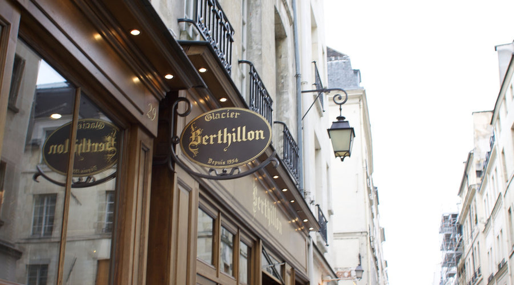 Explore Berthillon