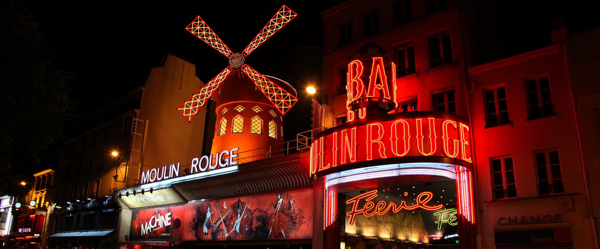 Explore The Moulin Rouge