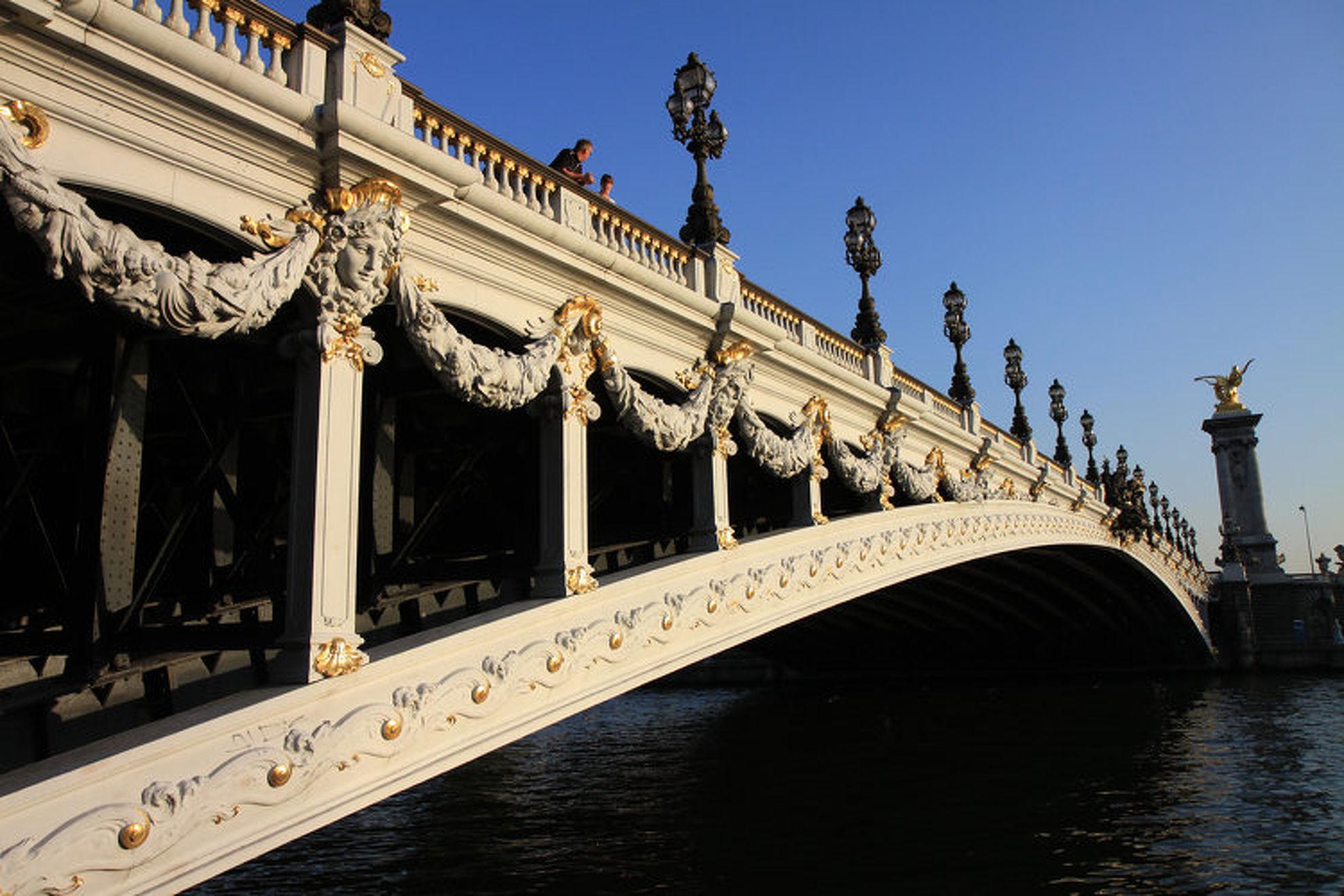 Explore Pont Alexandre III Bridge