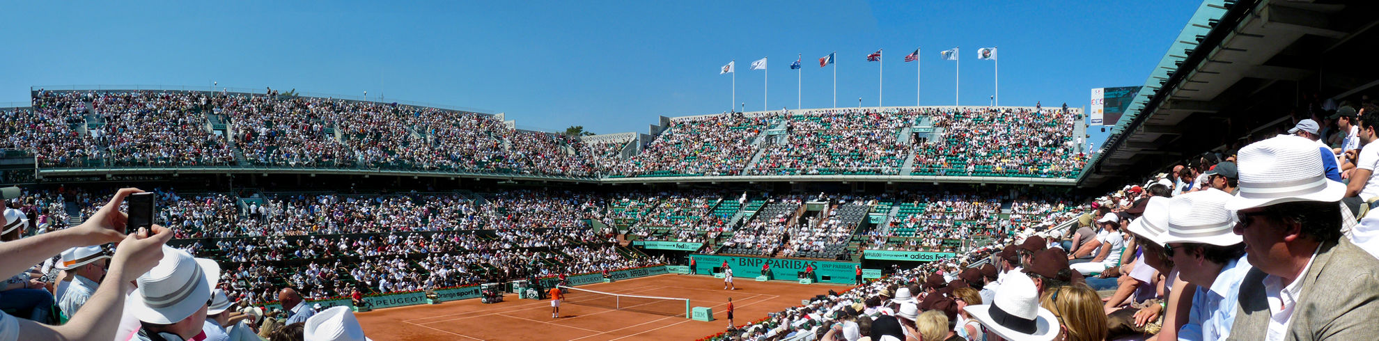 Explore The French Open