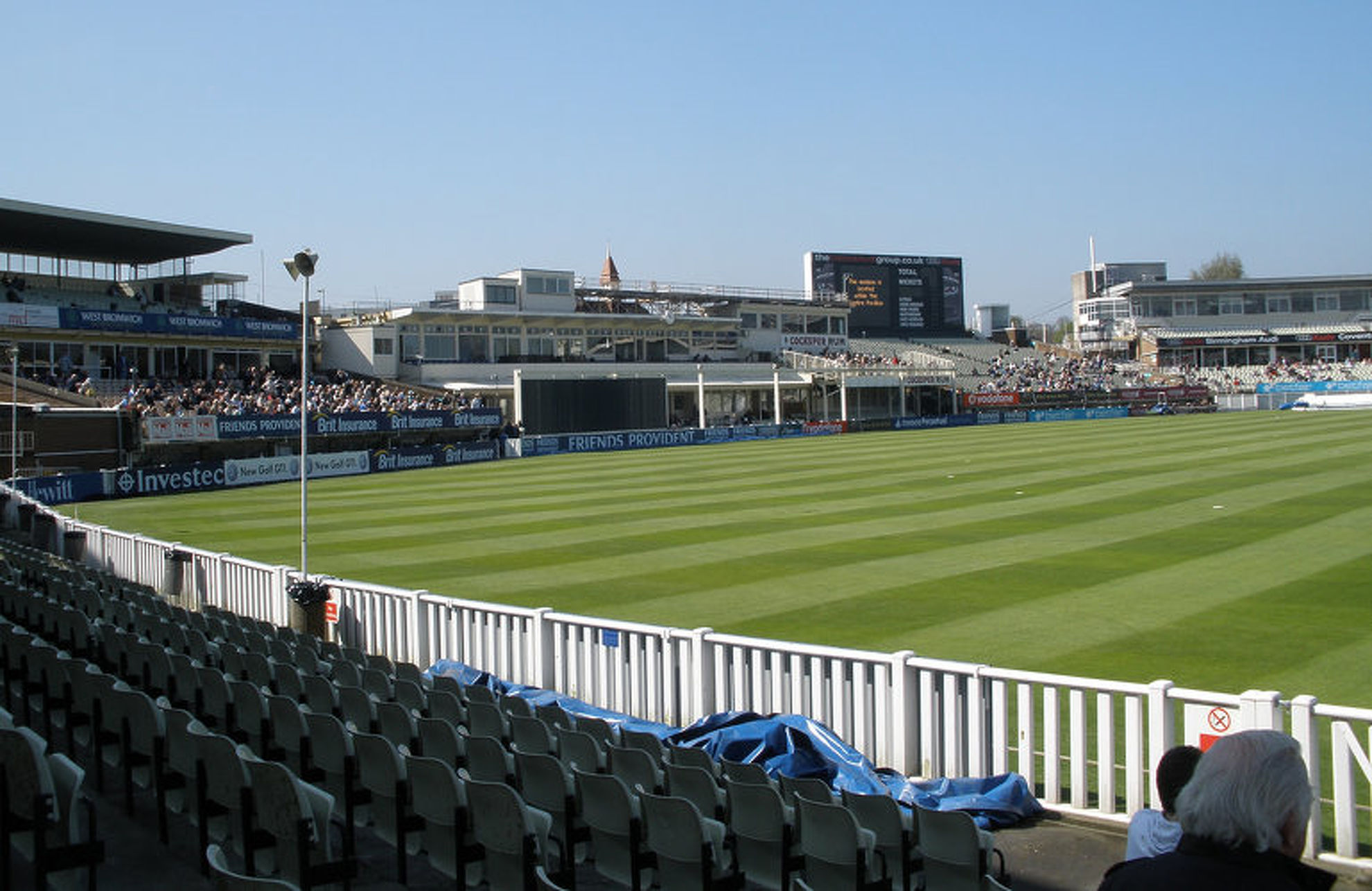 Explore Edgbaston Cricket Ground