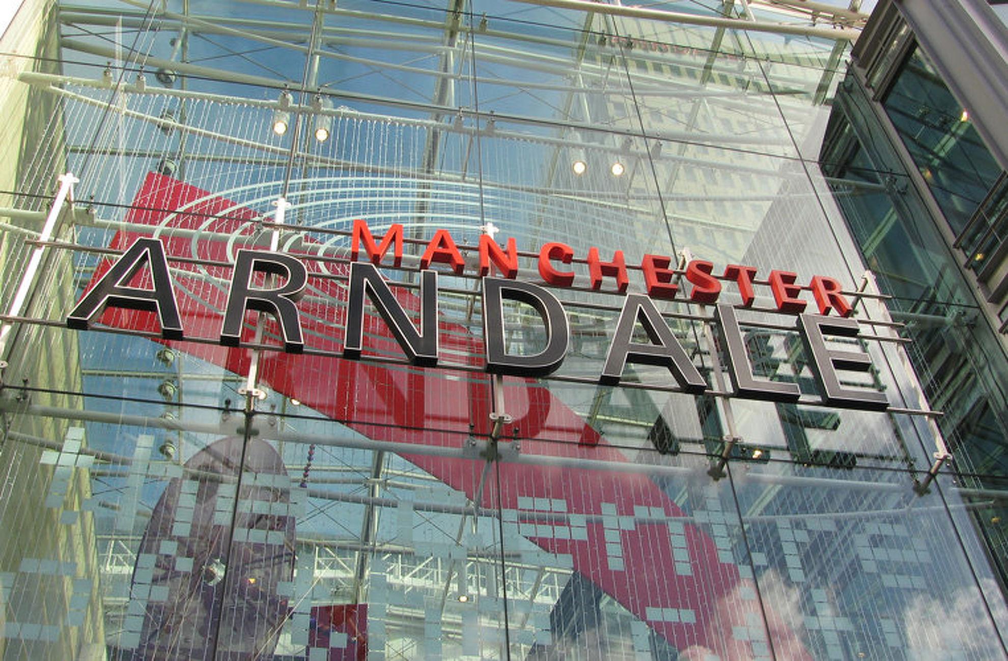 Explore Manchester Arndale