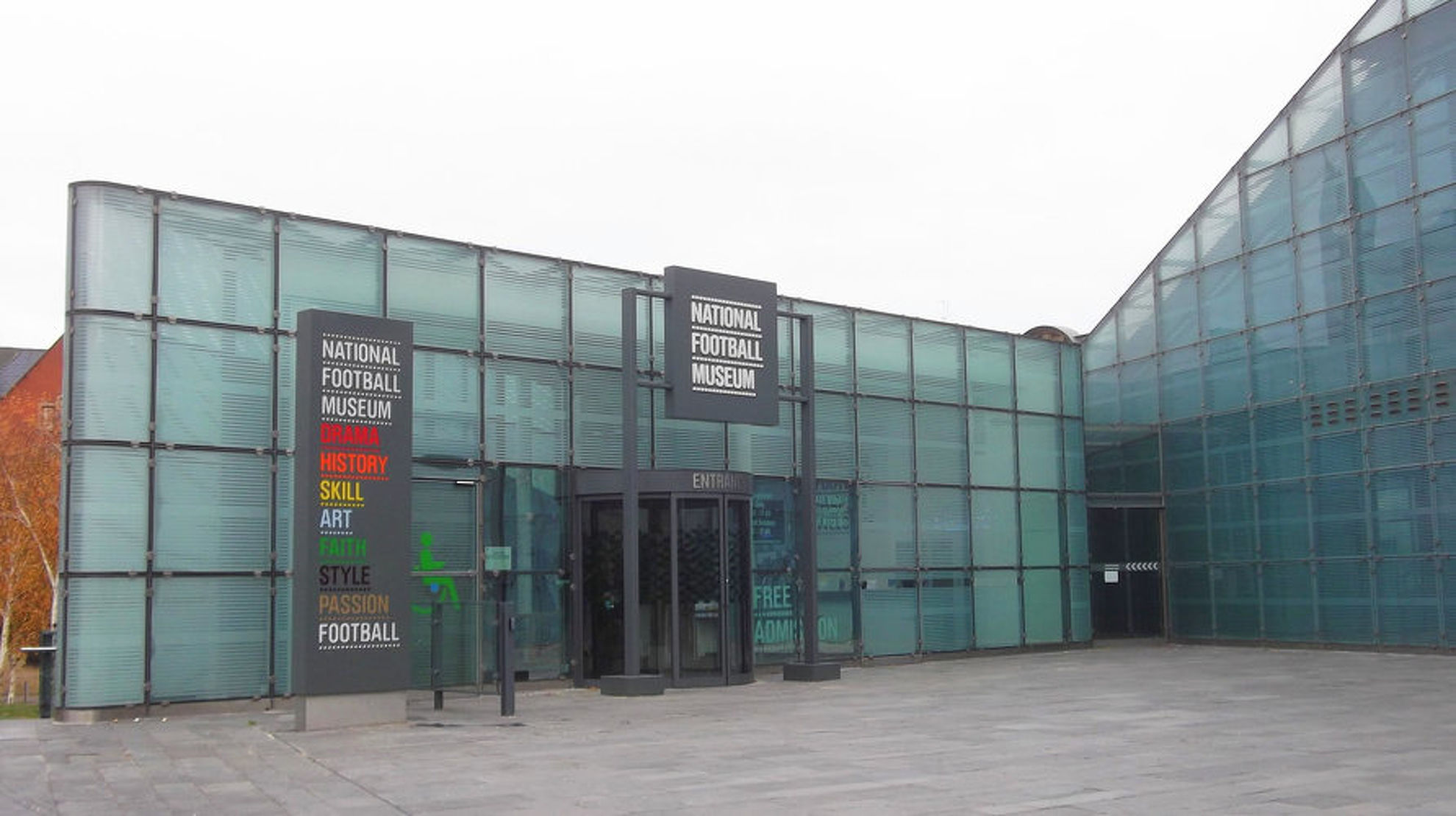 Explore National Football Museum