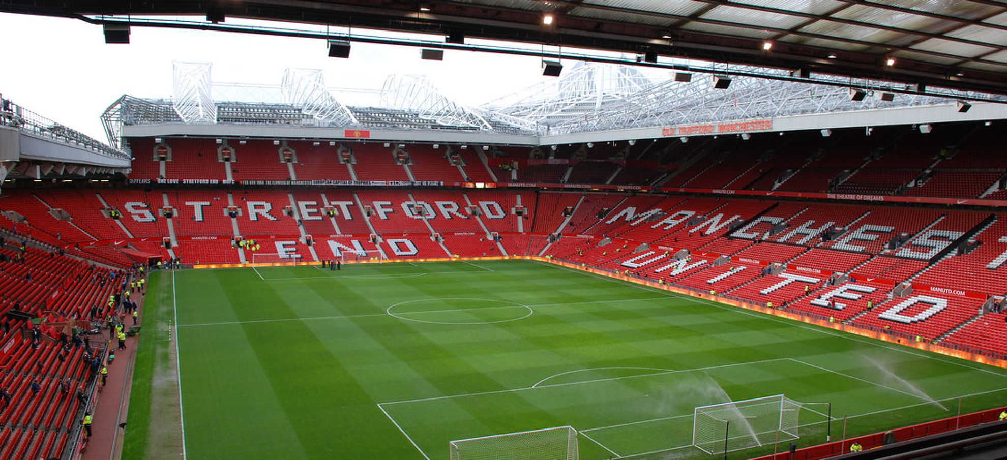 Explore Old Trafford