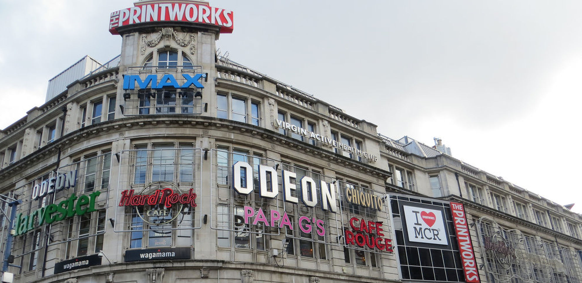 Explore The Printworks Manchester