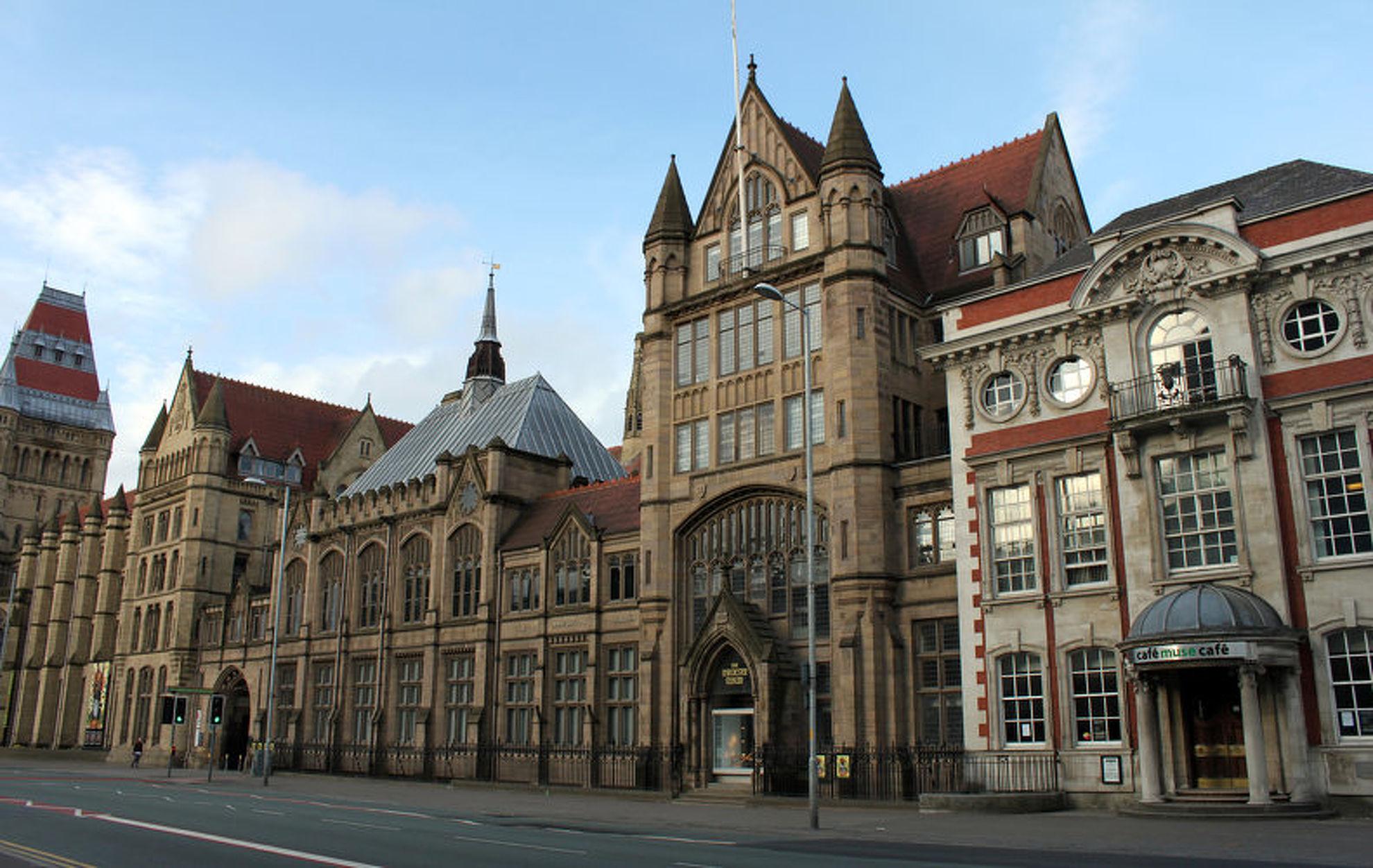 Explore Manchester Museum