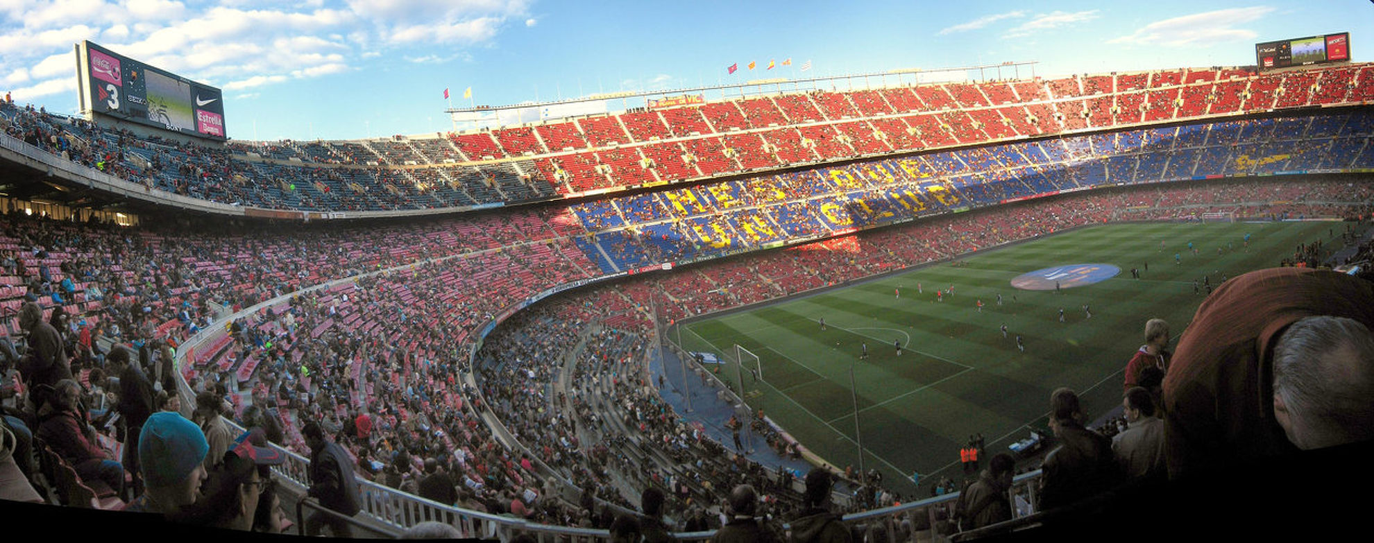Explore Camp Nou