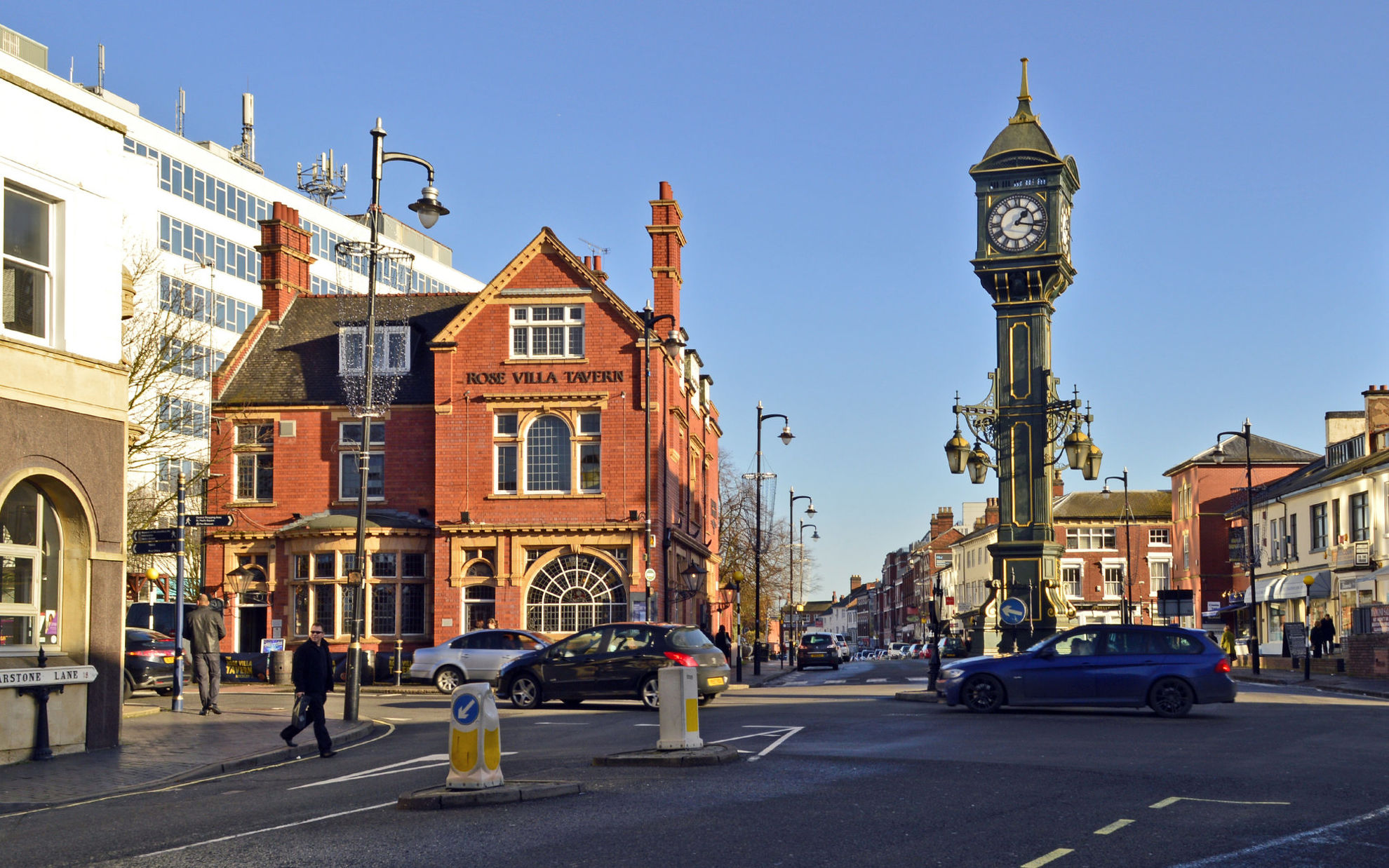 Explore the Jewellery Quarter