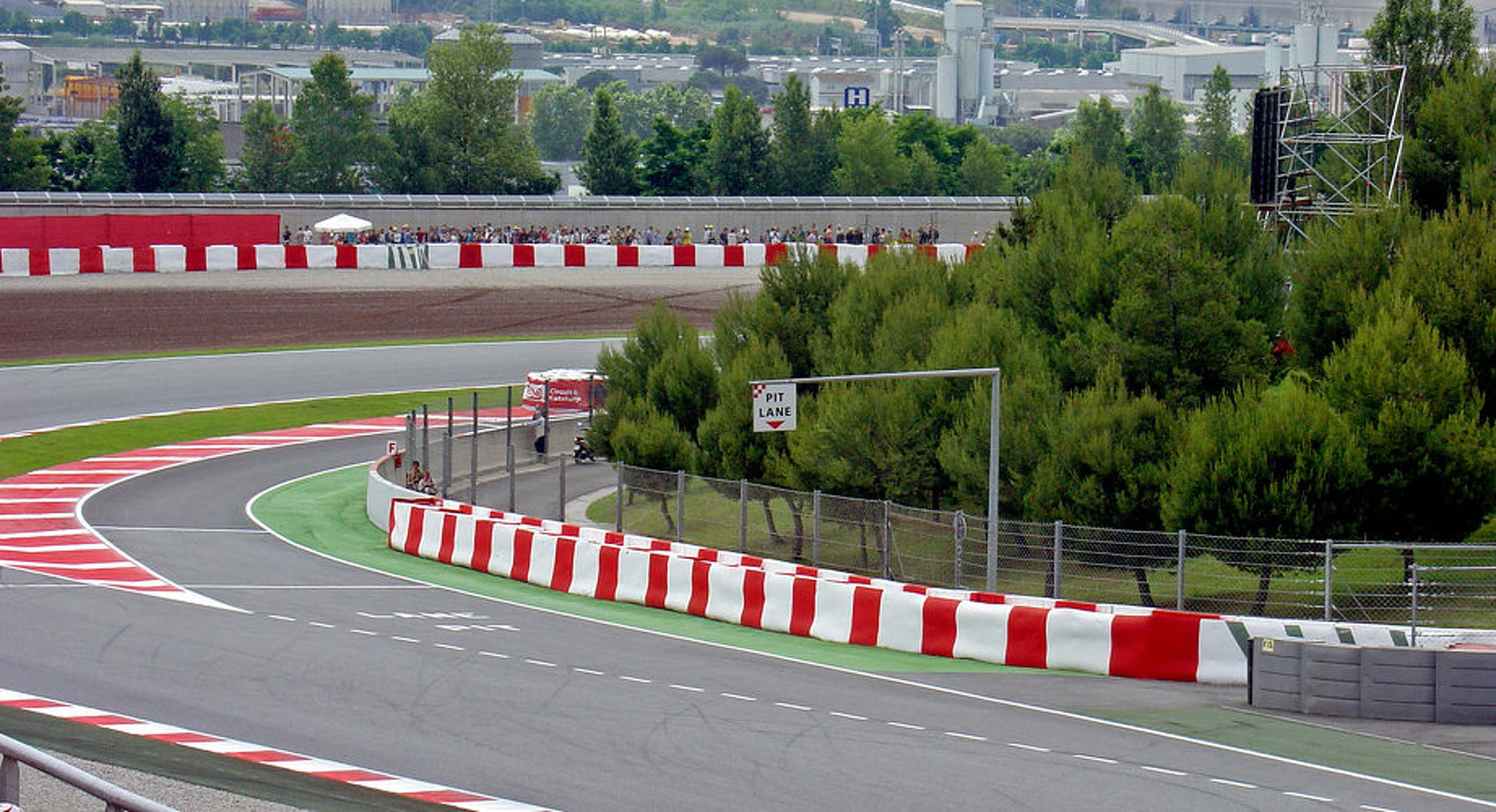 Explore the Spanish Grand Prix