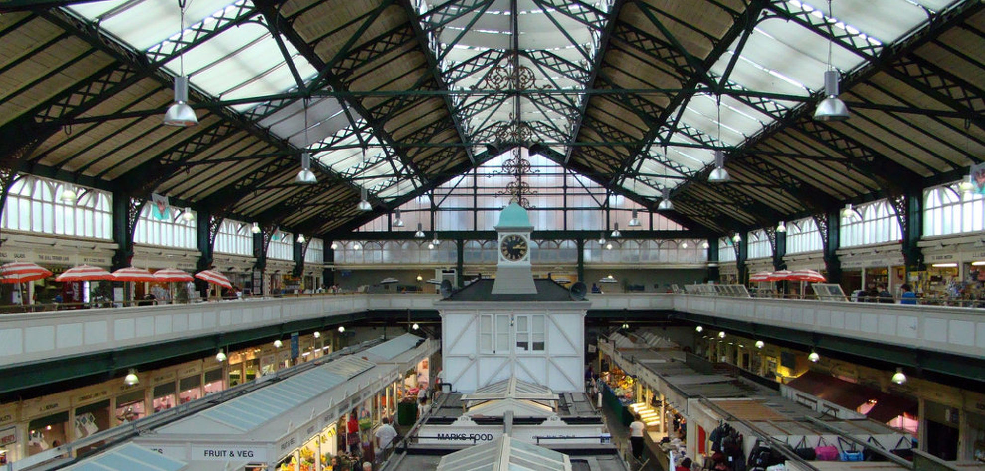 Explore Cardiff Market
