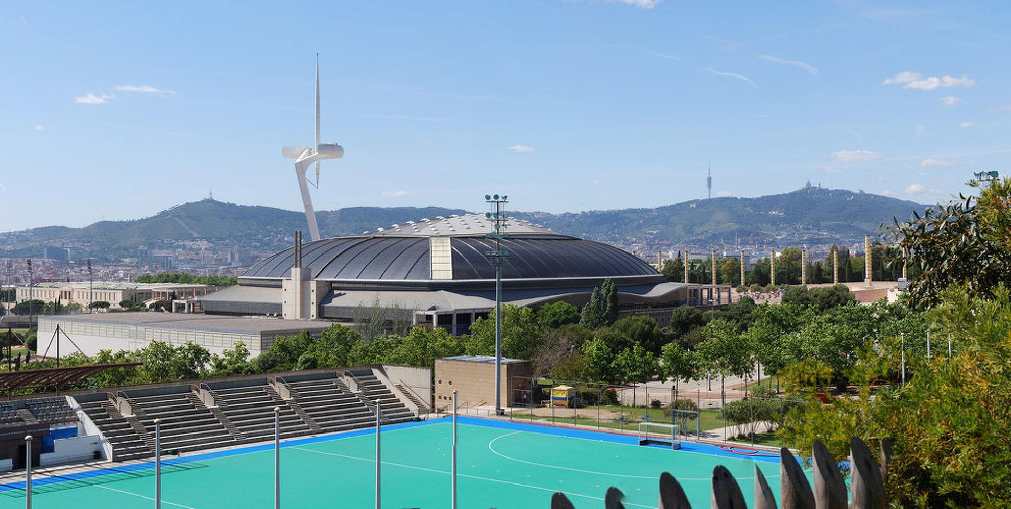 Explore Palau Sant Jordi Arena