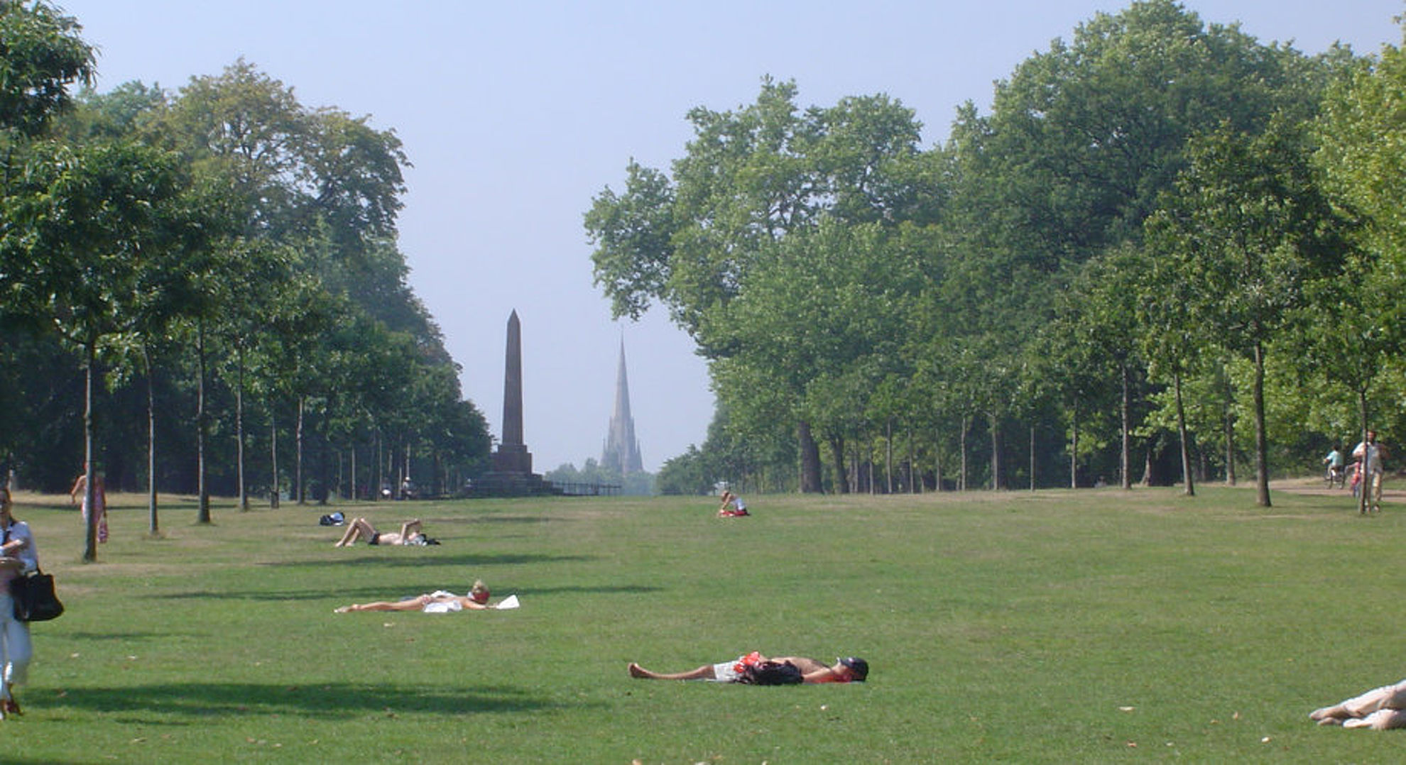 Explore Hyde Park