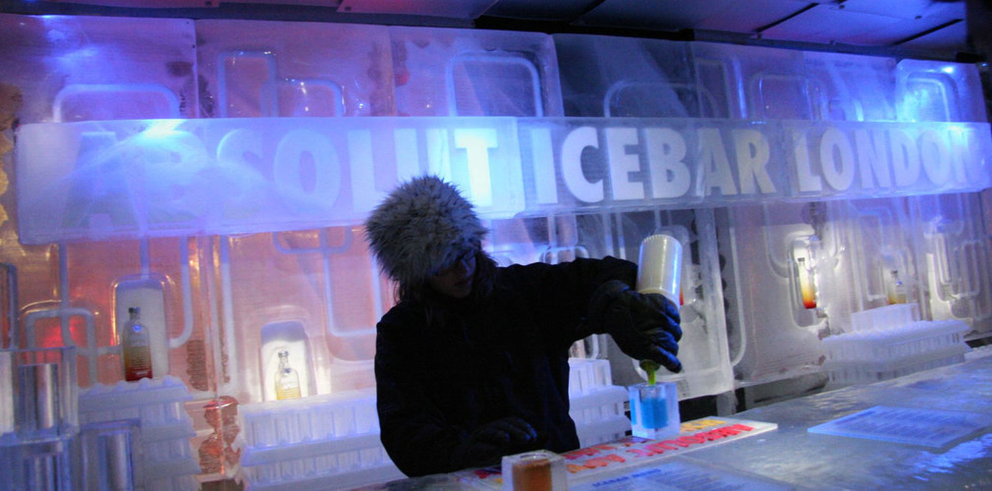 Explore Ice Bar