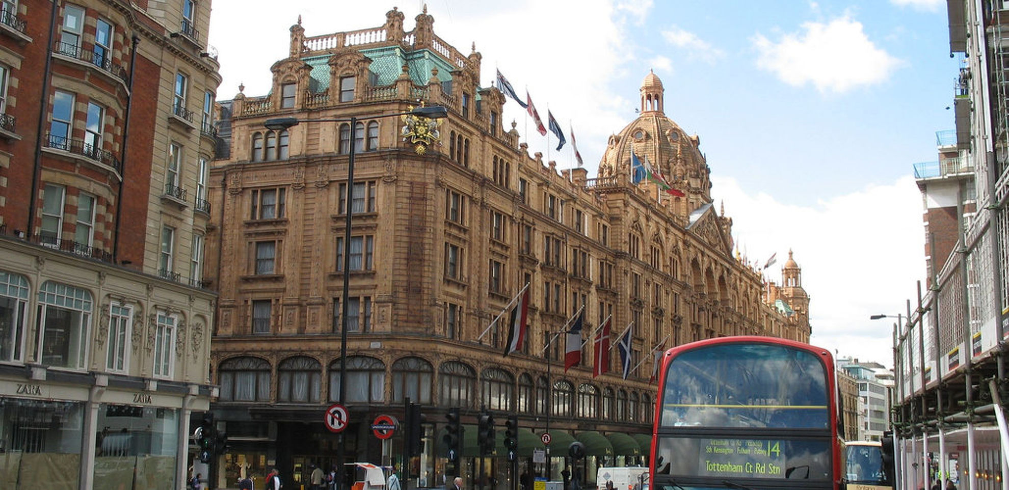 Explore Knightsbridge