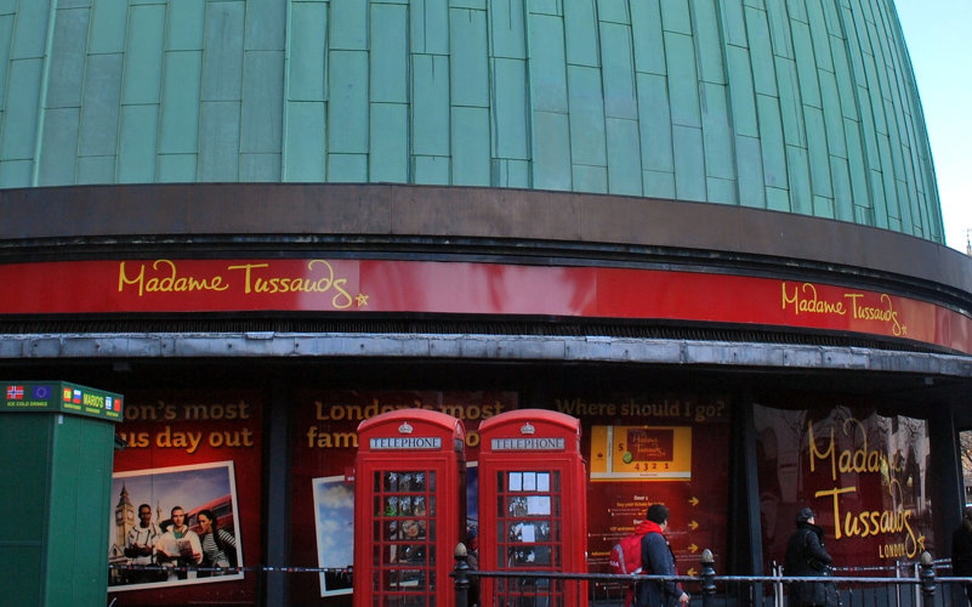 Explore Tussauds