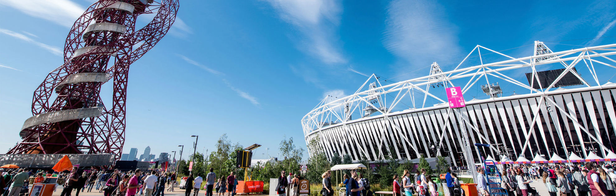 Explore Olympic Park