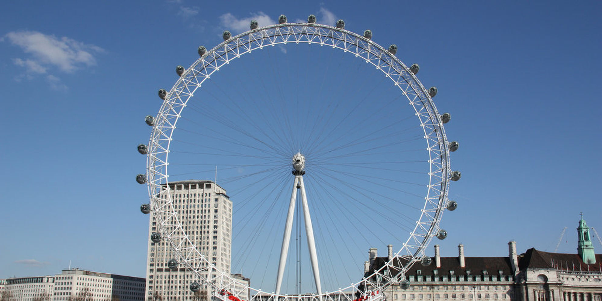 Explore The London Eye