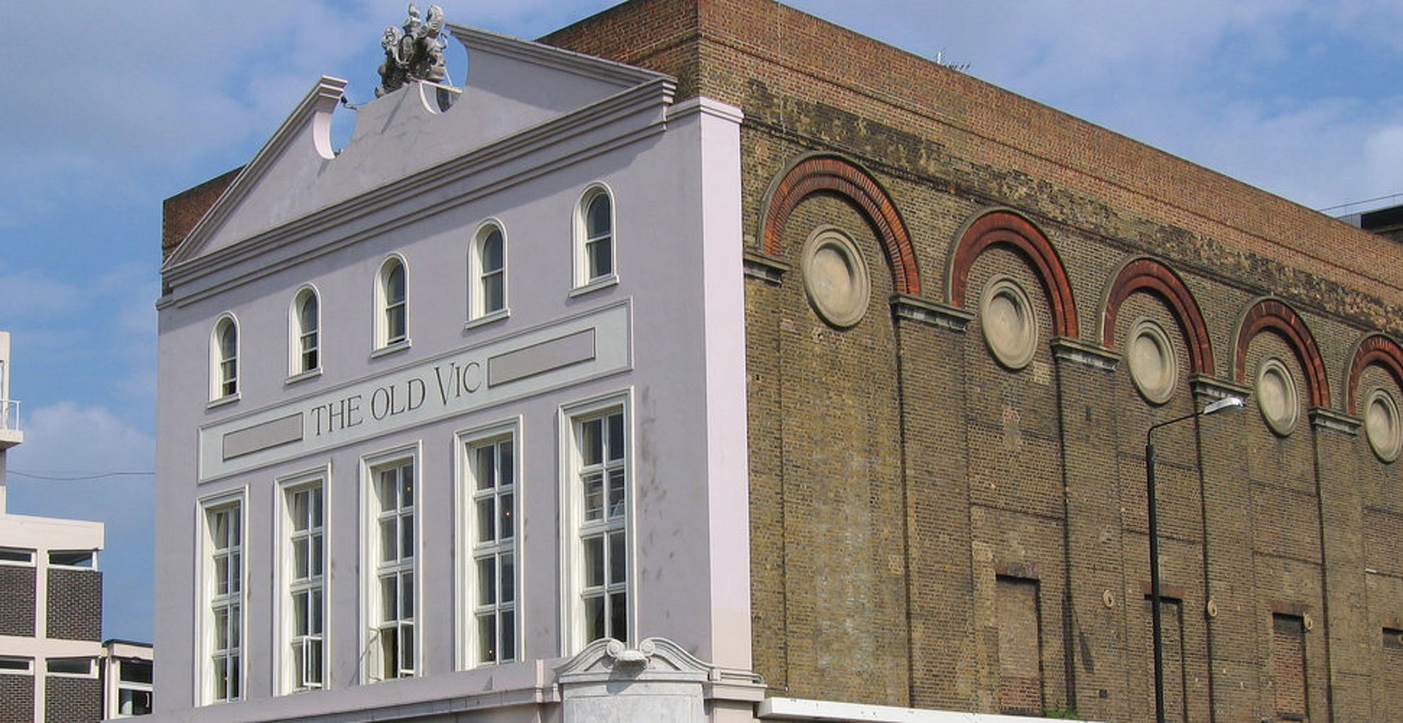 Explore The Old Vic