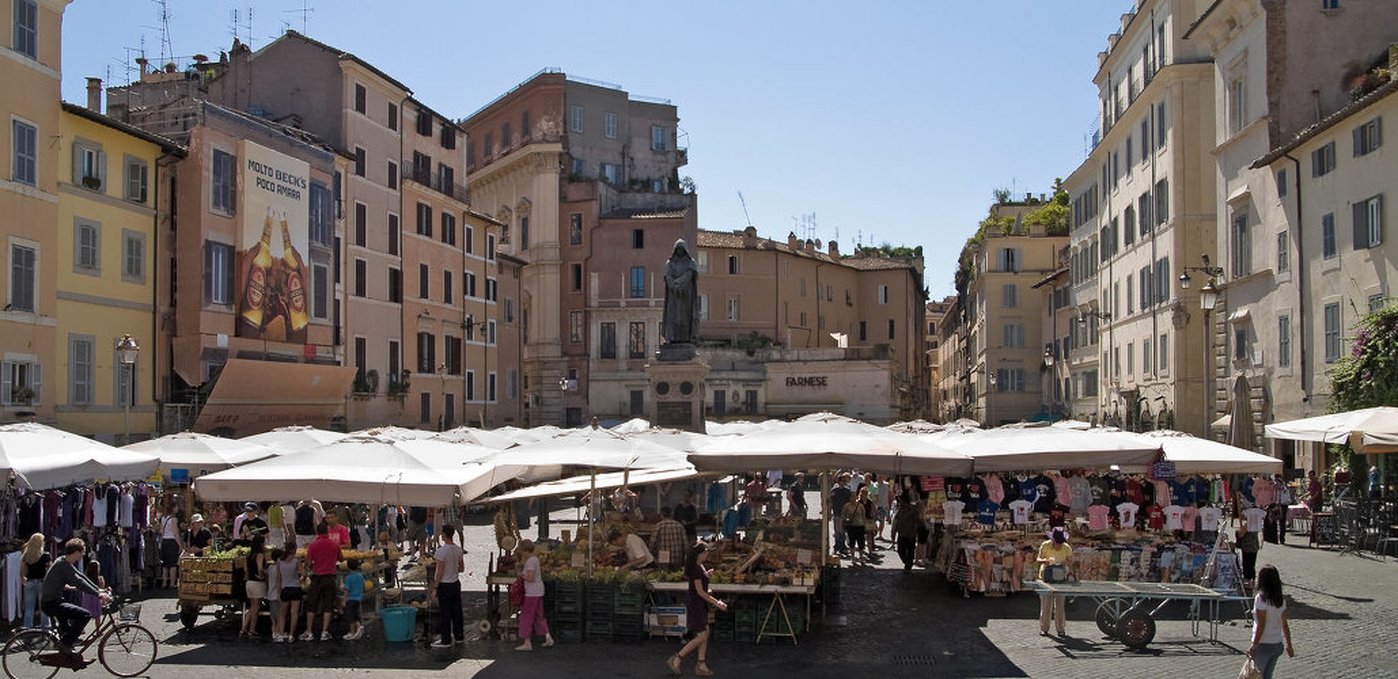 Explore Rome Markets