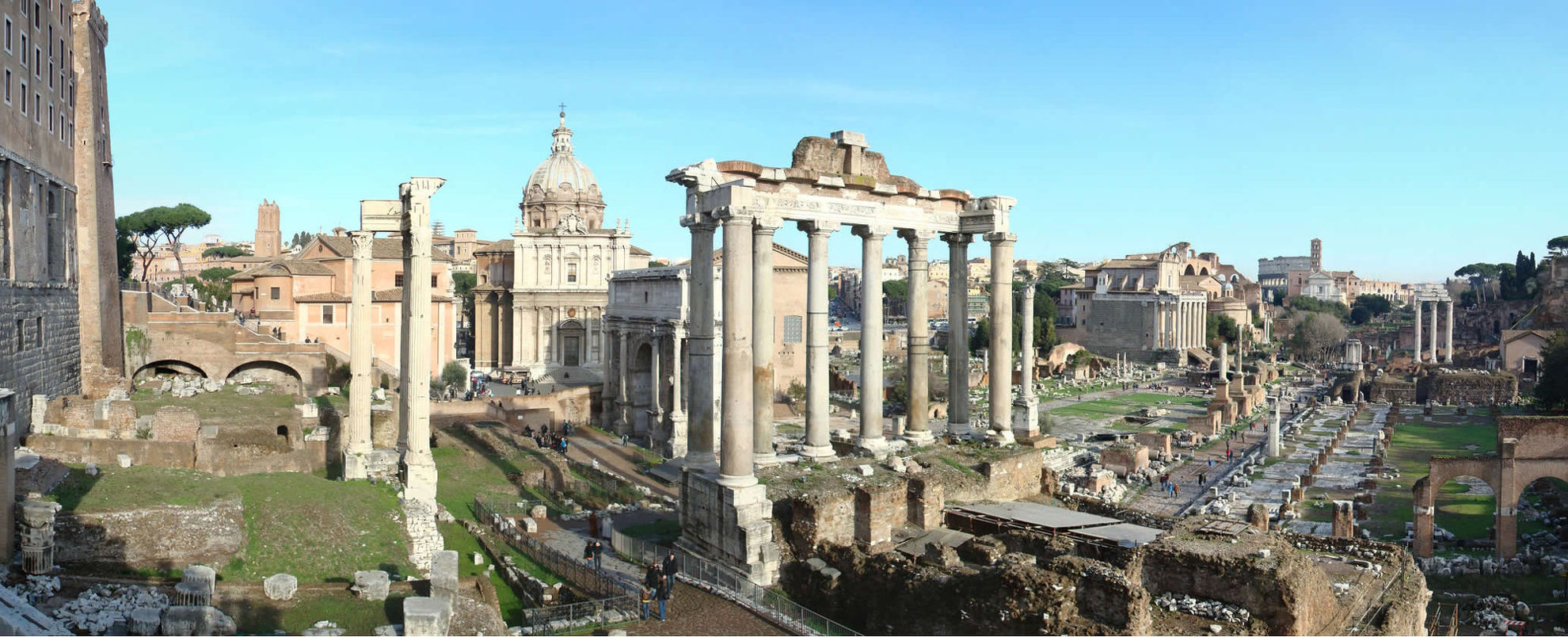 Explore The Roman Forum