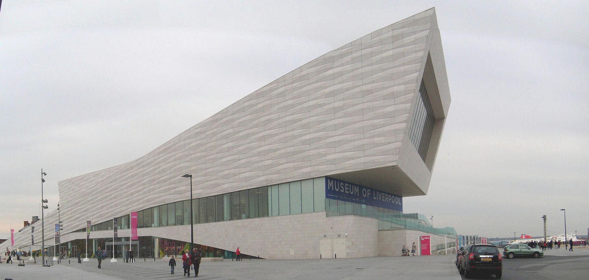Explore Museum of Liverpool