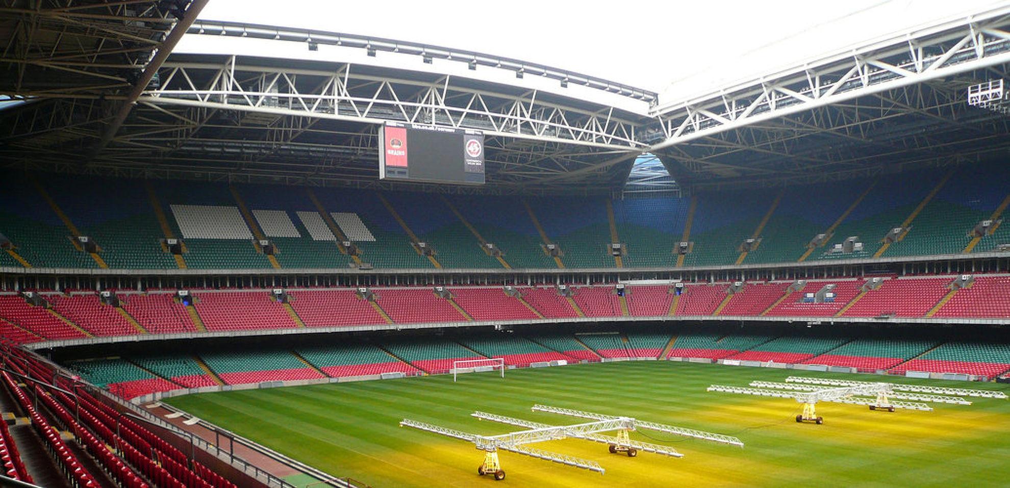 Explore Millennium Stadium
