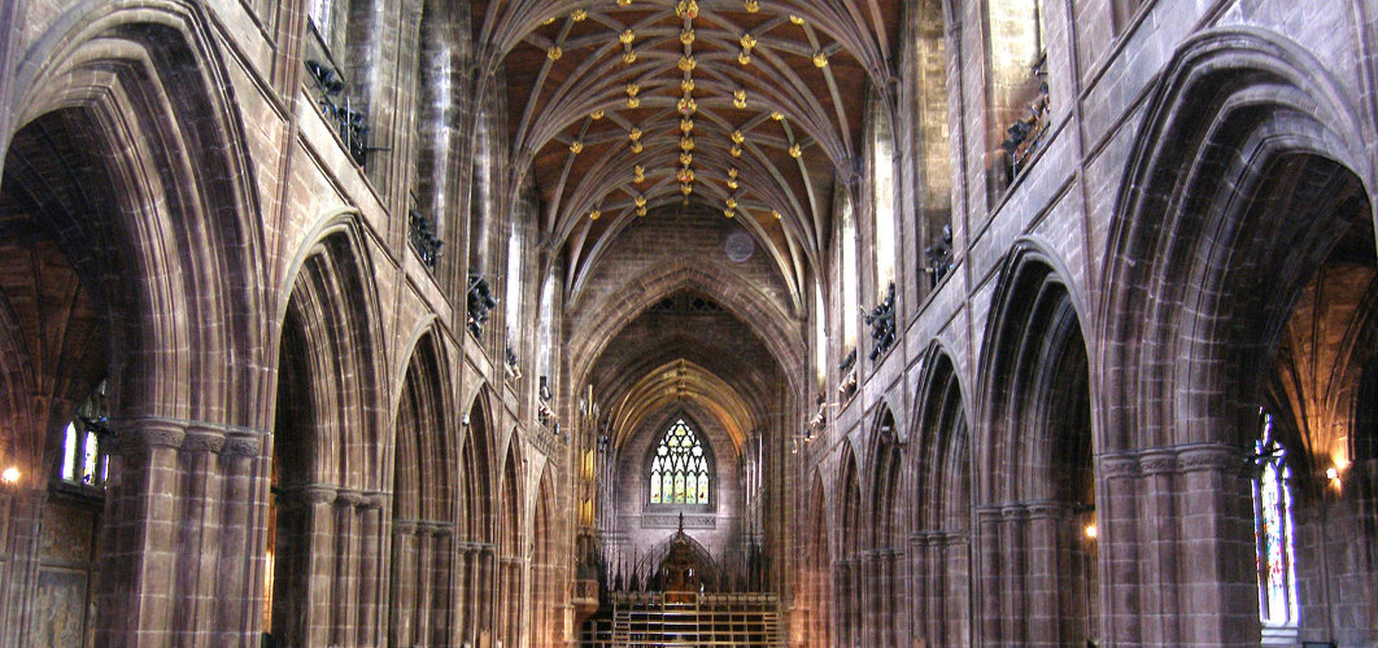 Explore Chester Cathedral