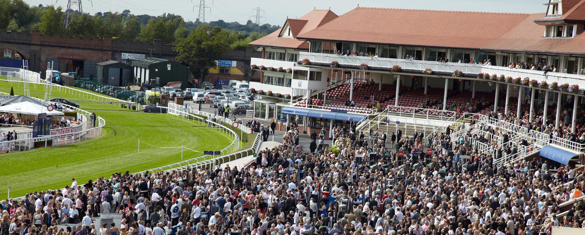 Explore Chester Racecourse