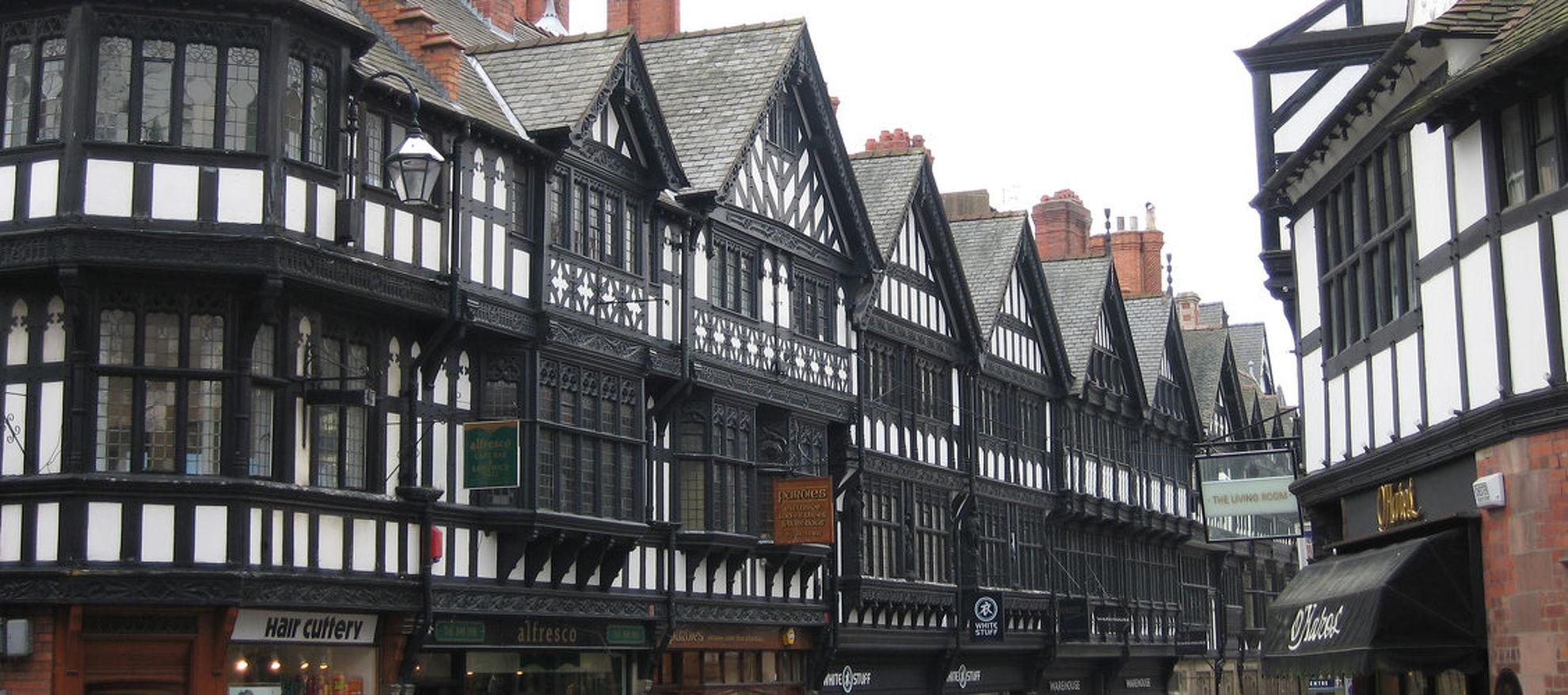 Explore Chester Rows