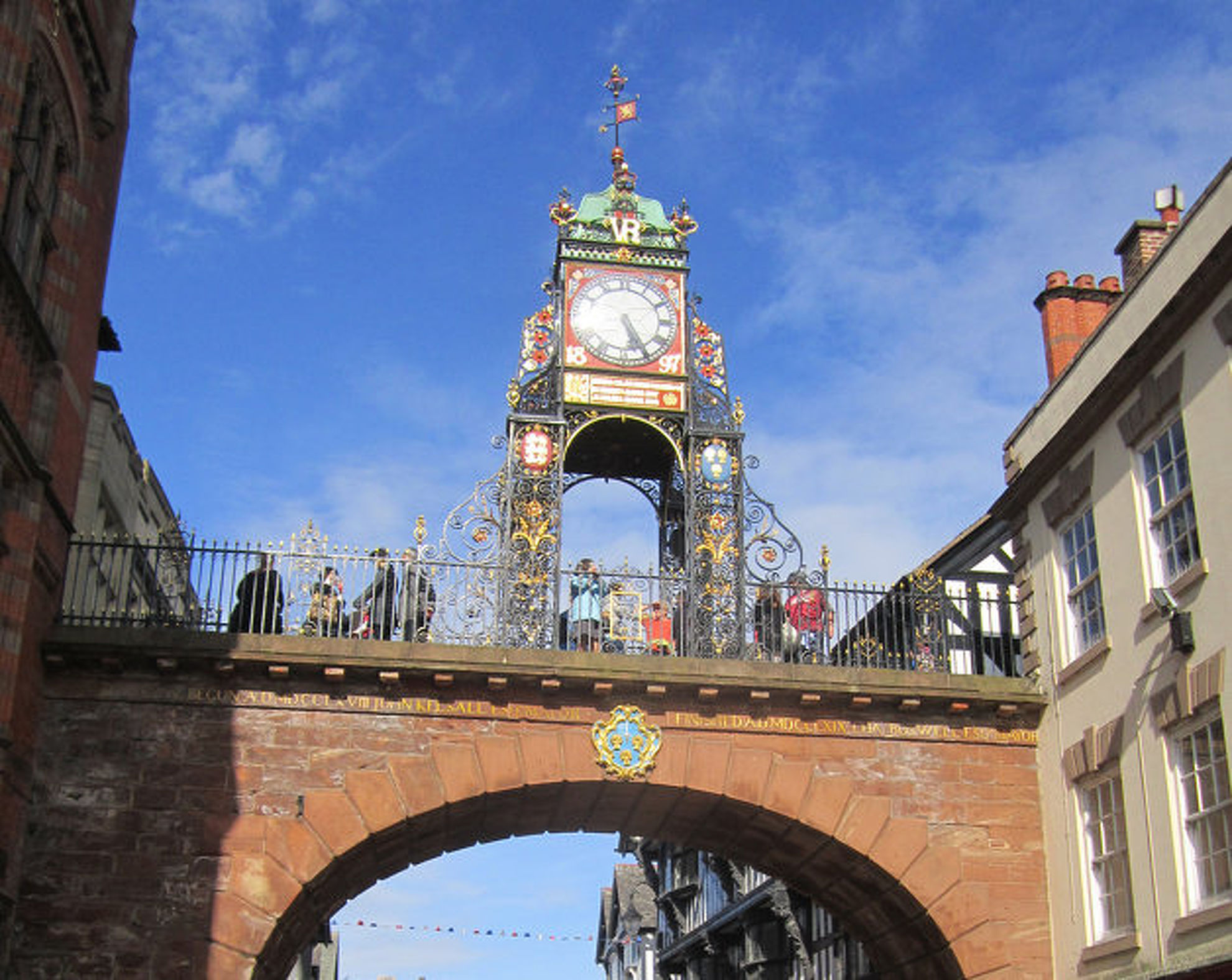 Explore Eastgate Clock