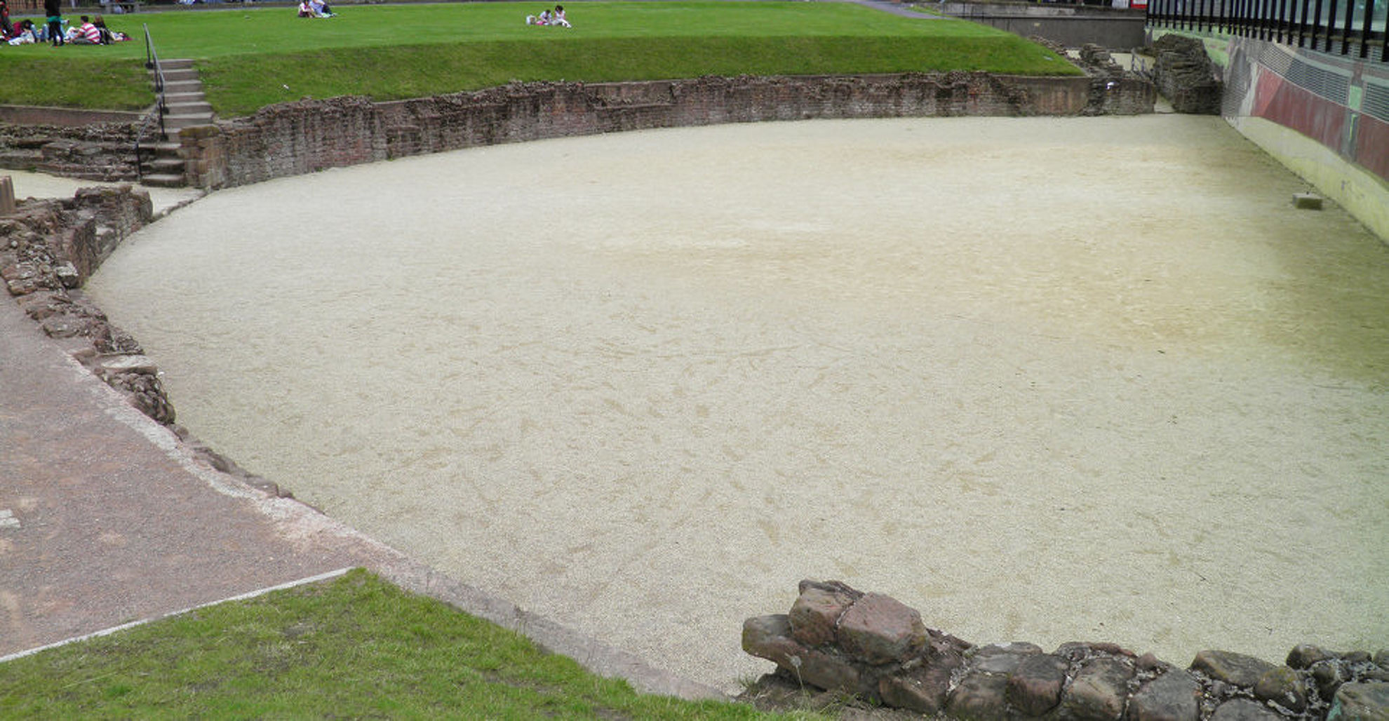 Explore The Roman Amphitheatre
