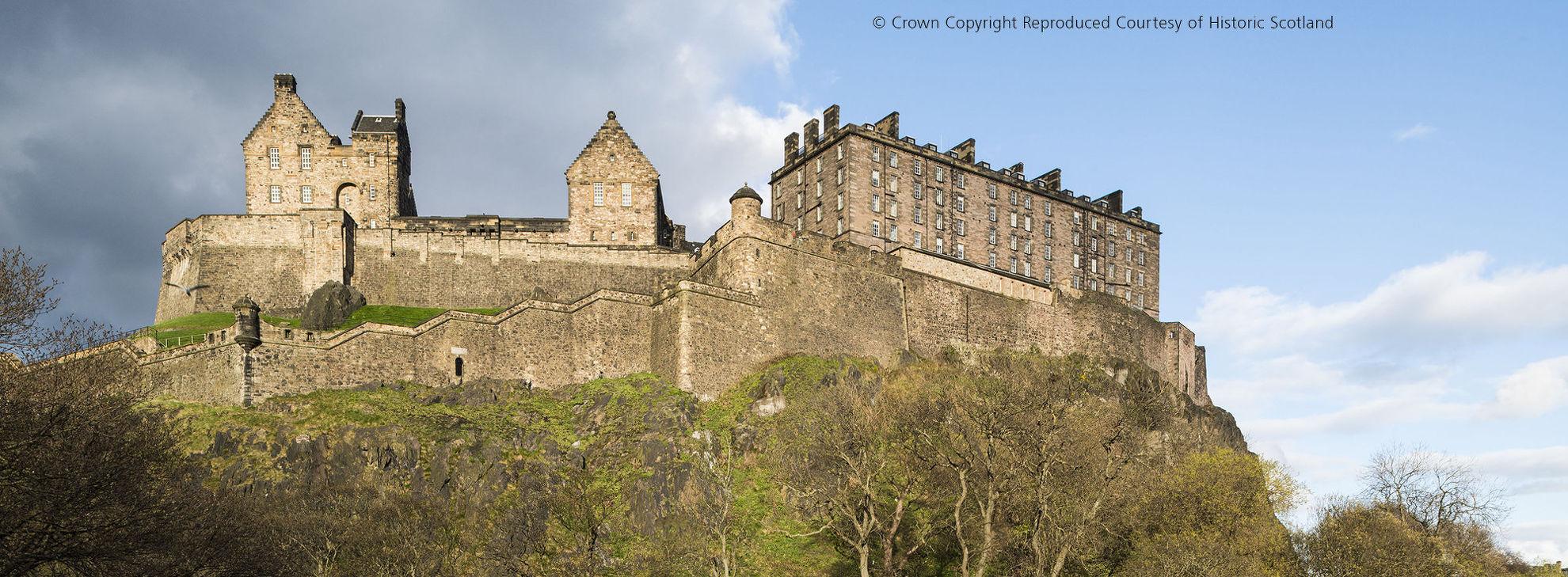 Explore Edinburgh Castle