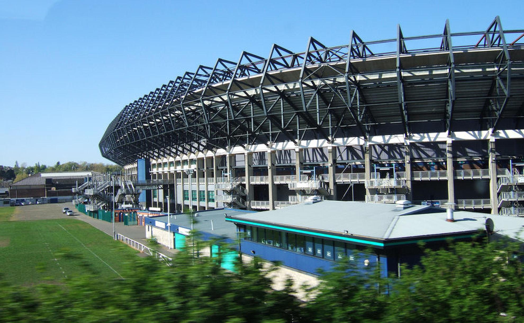 Explore Murrayfield Stadium