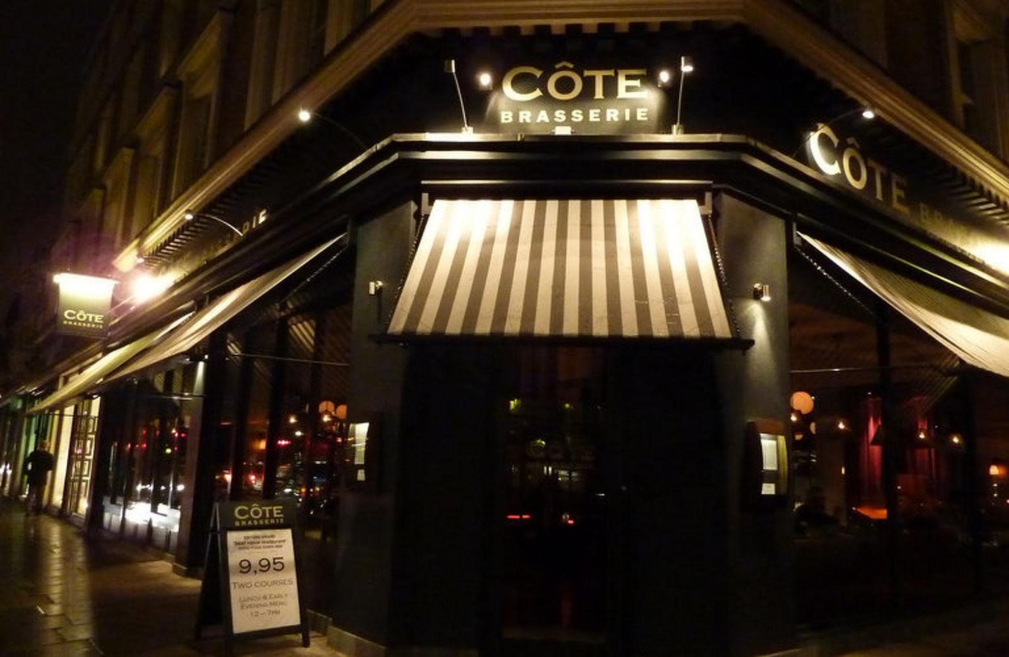 Explore Cote Restaurant