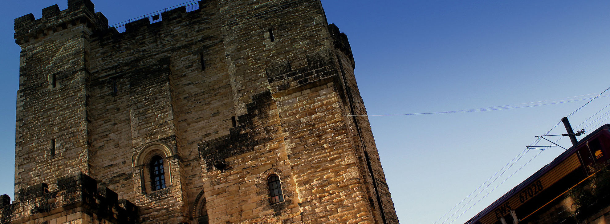 Explore Castle Keep Newcastle