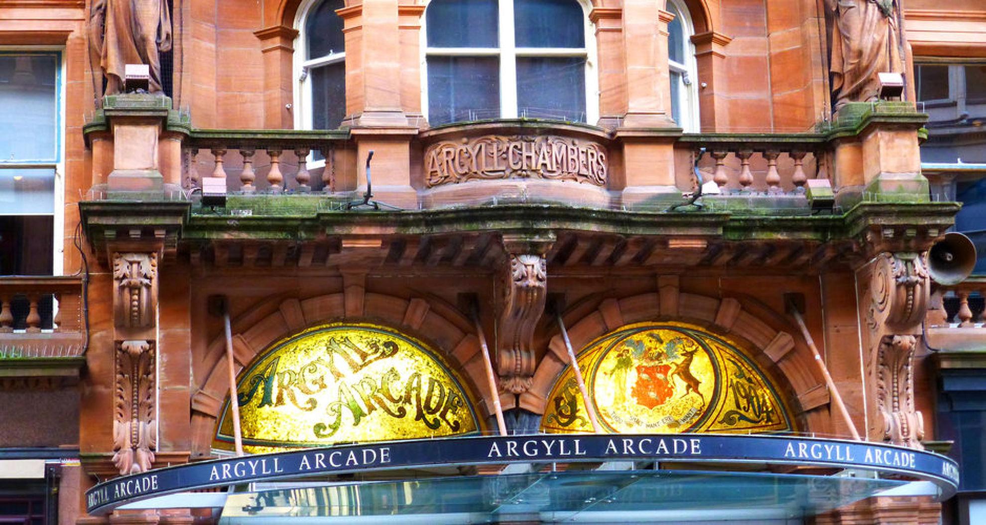 Explore Argyll Arcade