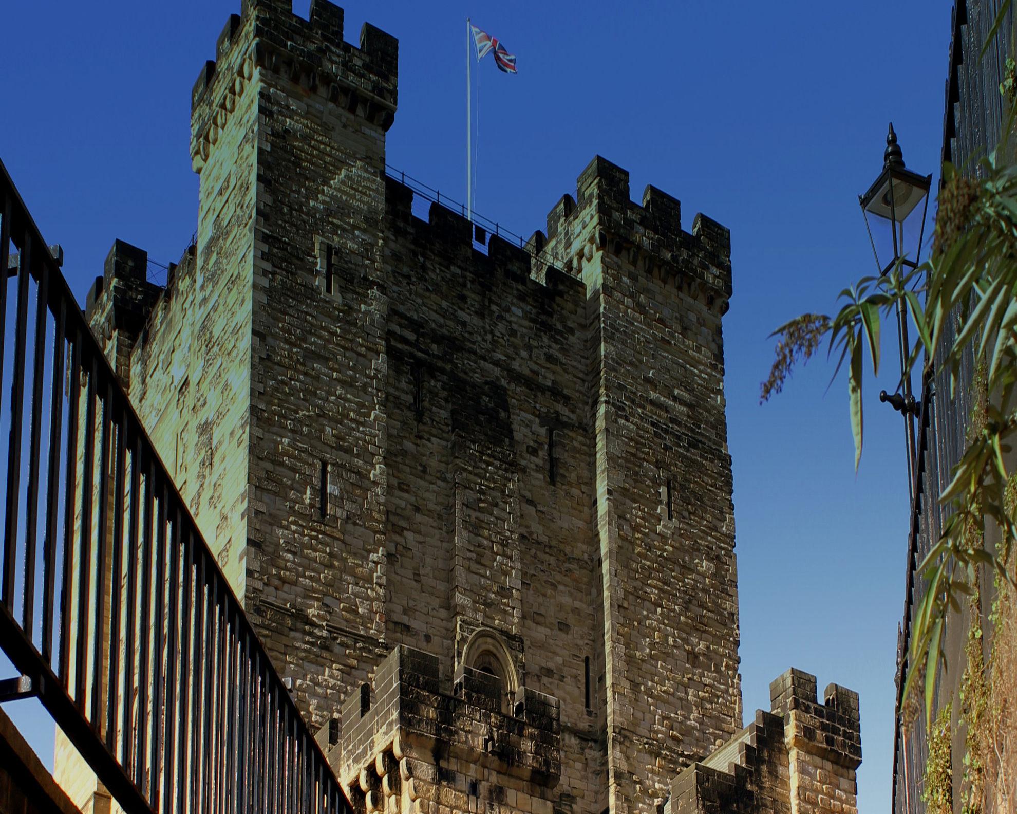 Explore The Castle Keep & Black Gate