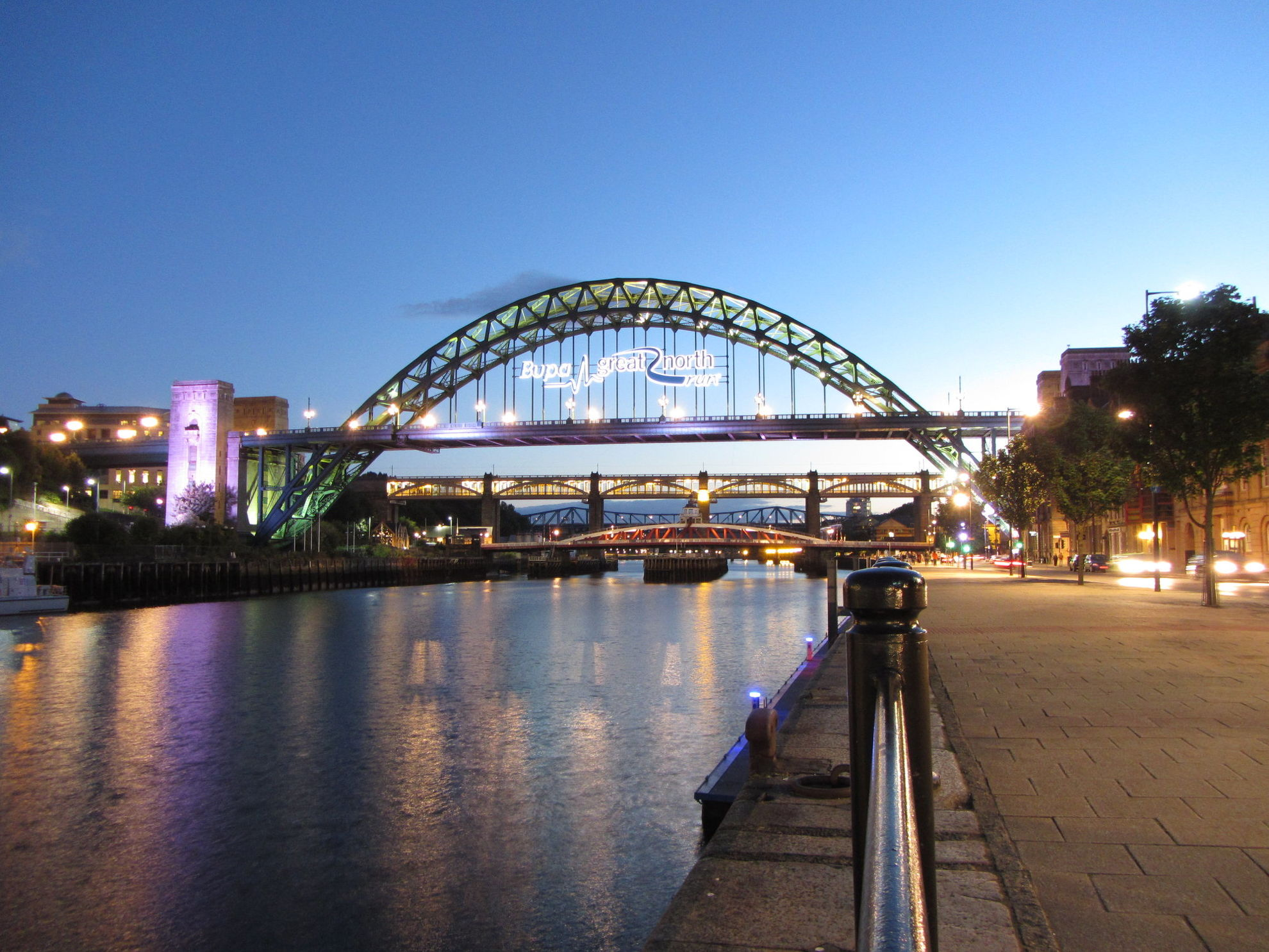 Explore The Quayside Newcastle