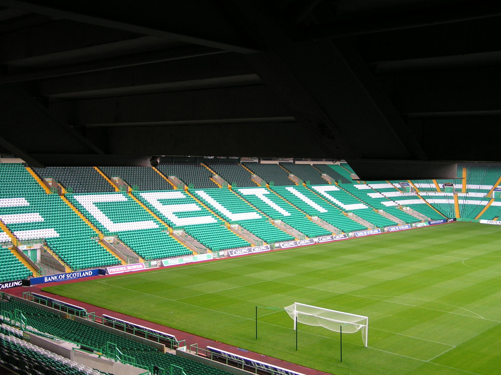 Explore Celtic Park in Glasgow