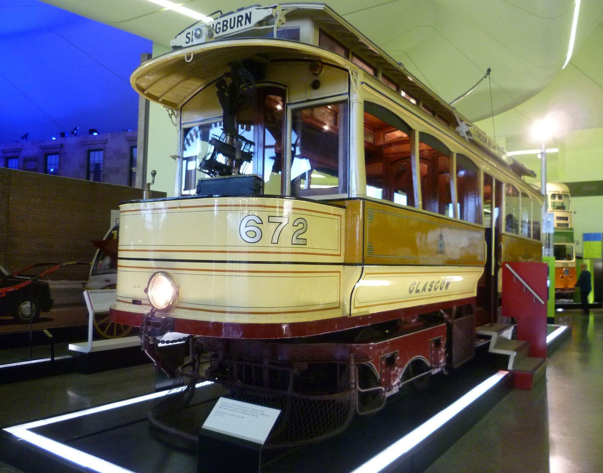 Explore Glasgow Riverside Museum