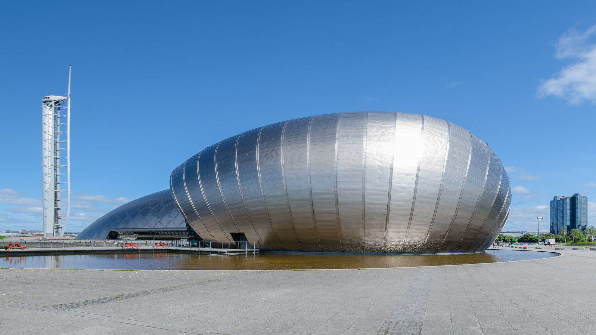Explore Glasgow Science Centre