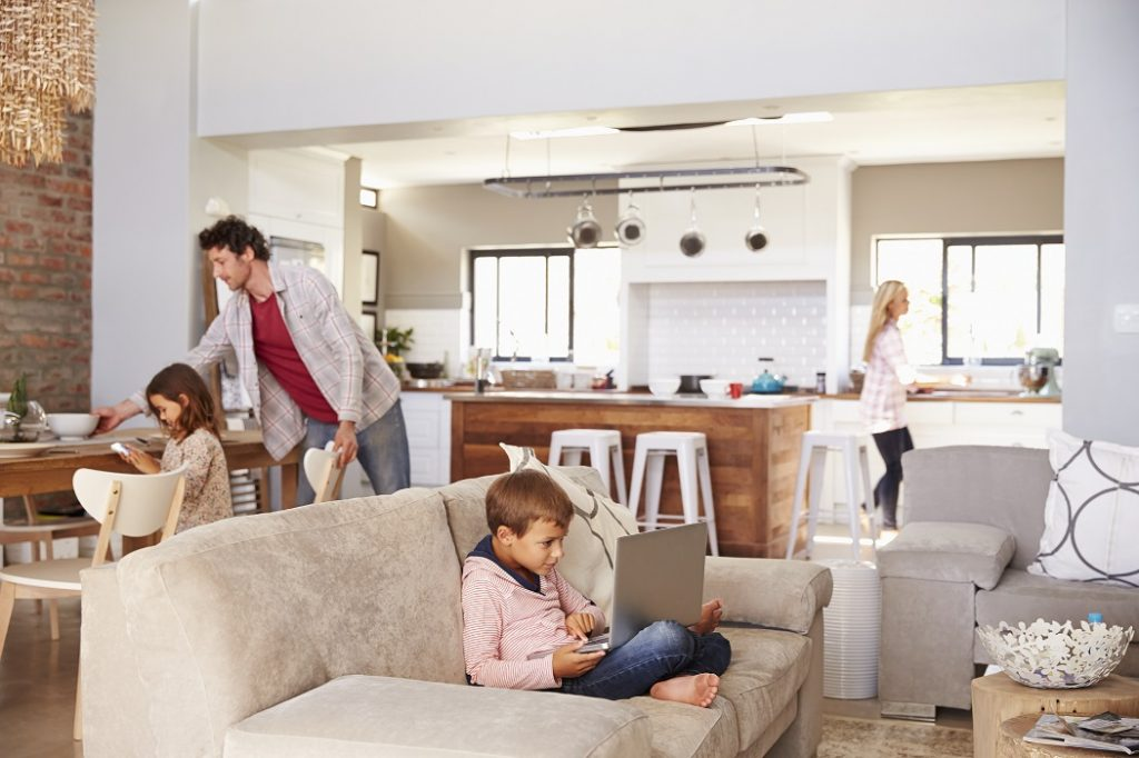 why serviced apartments are ideal for families