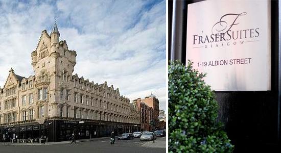 Fraser Suites, Albion Street, Glasgow