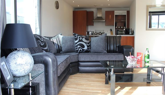 Central Manchester Apartment
